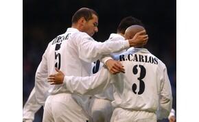 Hatoslottó: kihúzták Zidane mezszámát is