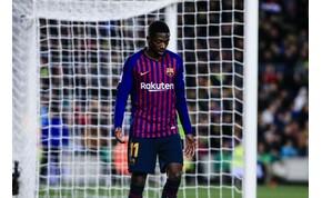 Nevetséges összegért árulja játékosát a Barcelona