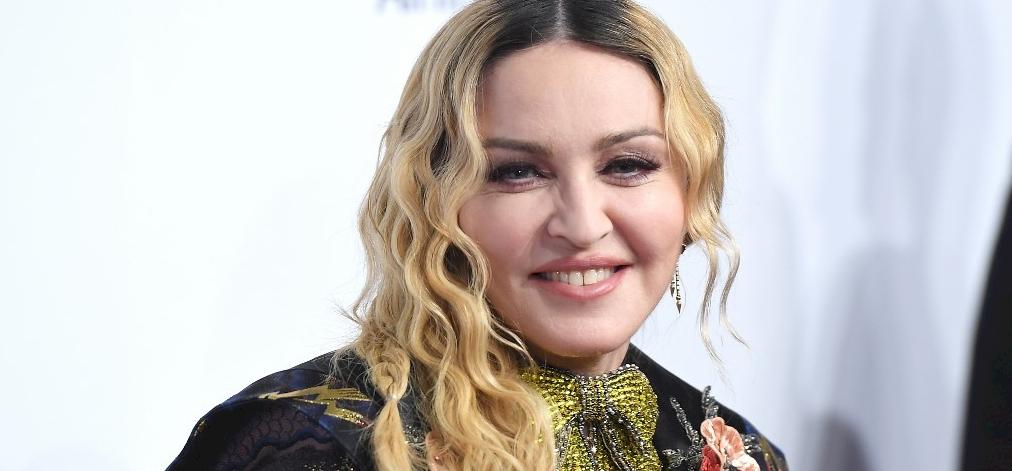Madonna mellbimbója felrobbantotta az internetet