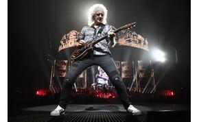 Szívrohamot kapott a Queen legendás gitárosa