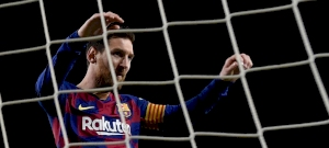 Undorító dolgot műveltek a 18 éves Lionel Messivel