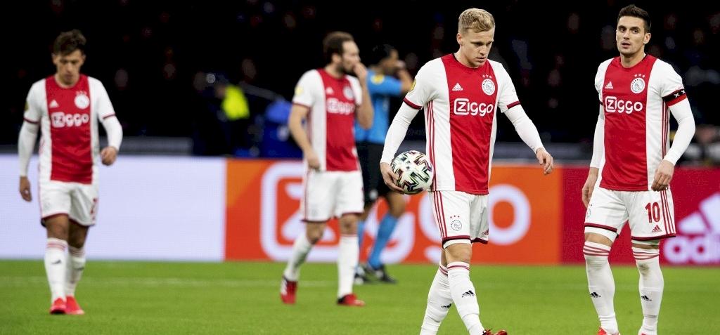 Kitúrnák az Ajaxot a Bajnokok Ligájából