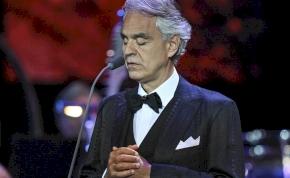 Koronavírusos lett Andrea Bocelli és családja