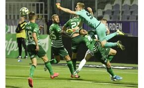 Nyolc meccs, kilenc pont: Újpesten nyert derbit a Ferencváros – videó