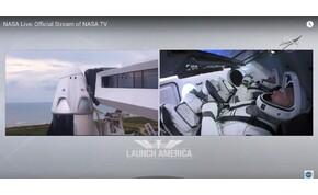Nem tudtak elindulni az amerikaiak Elon Musk űrhajójával a Nemzetközi Űrállomásra