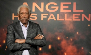Morgan Freeman sofőrnek állt egy jómódú öregasszonynál