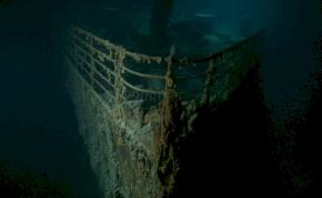 Megint le kell merülni a 108 éve elsüllyedt Titanic roncsához