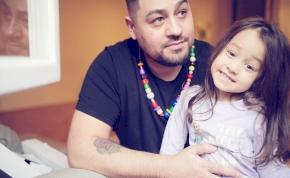Caramel kislánya legyőzte a leukémiát