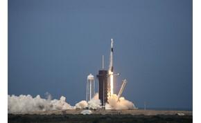 Teljesült Elon Musk álma, elkezdődött a SpaceX és NASA közös űrrepülése