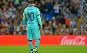 Lionel Messi eldöntötte, hogy marad-e a Barcelonánál
