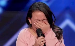 Olyat énekelt ez a 10 éves kislány, hogy mindenkinek leesett az álla – videó