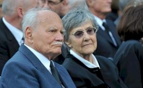 Meghalt Göncz Árpádné, a néhai köztársasági elnök özvegye