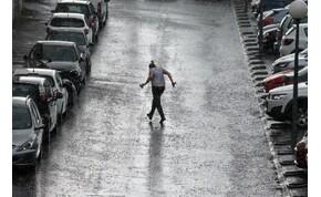 Pénteki időjárás: jobb ha felkészülsz, mert a jégeső sem kizárt