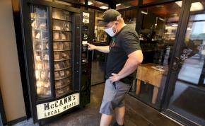 Amerikában már húsautomata is van