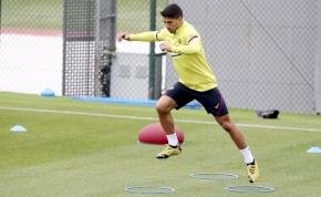 Bár Messi sérült, legalább Luis Suárez felépült