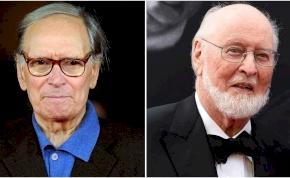"""""""Nobel-díjat"""" kapott John Williams és Ennio Morricone"""