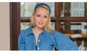 Köllő Babett hatalmas dekoltázst villantva elmélkedik az álmok eléréséről