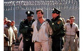 Börtönbe zárták Sylvester Stallone-t
