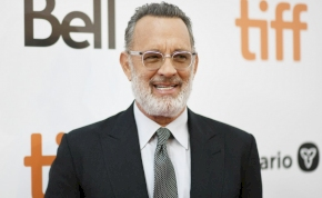 Tom Hanks repülőbalesetet szenvedett