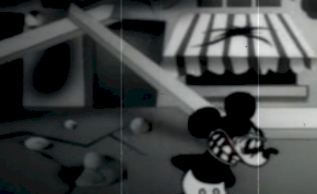 Sokkoló felvétel: soha nem látott Mickey egér rész került fel az internetre – videó