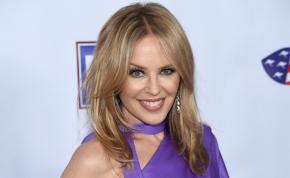 Hegyekben szeretkeztek az emberek Kylie Minogue klipjében