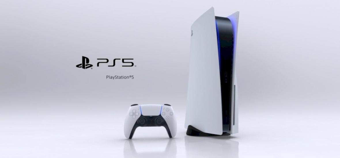 Ilyen lesz a PlayStation 5 – durva játékokkal támad az új generáció