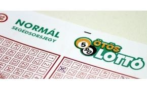 Ötös lottó: 31 szelvénytulajdonos nagyon közel volt egy nagy álomhoz