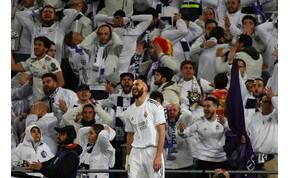 Ez az adat kemény kritika a Real Madrid támadóinak