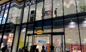 Éjjel-nappali kisboltot tesztel az IKEA