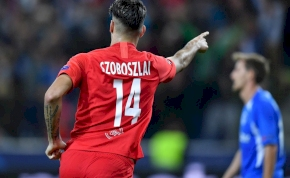 Szoboszlait jelölték a legjobb 21 éven aluli európai játékos díjára