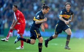 A földönkívüliek miatt késett edzésről az ex Boca Juniors-játékos