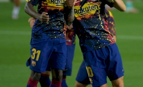 Sima Barca-győzelem, Ansu Fati már lekörözte Lionel Messit – videó