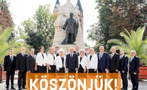 Dr. Kovács Ferenc: Fejlődési pályán akarjuk tartani Nyíregyházát