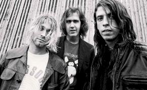 Megérkezett a legújabb Nirvana dal: Smother