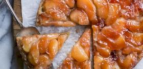 A legfinomabb süti, amit nagyi készített nekünk: fordított almatorta