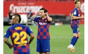 Egy döntetlen, amely még nagyon fájhat a Barcelonának – videó
