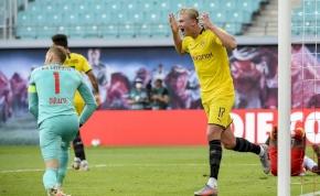 Elképesztő a Borussia Dortmund csatárának teljesítménye