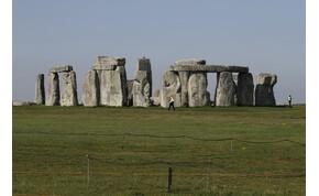 Bámulatba ejtő felfedezés a Stonehenge közelében