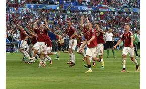 Négy éve őrült meg Cristiano Ronaldo a magyar válogatottól