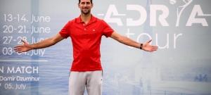 Saját tornáján lett koronavírusos Novak Djokovic