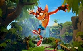 Vissza a gyerekkorba: jön a Crash Bandicoot 4