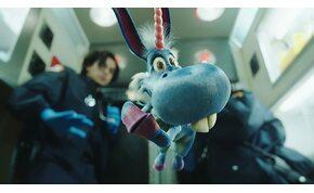 Happy!-kritika: cuki unikornis ide vagy oda, nincs ennél betegebb sorozat
