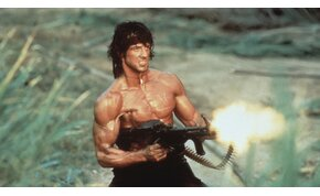 Sosem látott baki videó került elő az első Rambo filmből