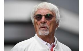 Elhatárolódott a Forma-1 Ecclestone-tól a rasszista kommentjei miatt