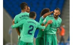 Zidane: Benzema gólpassza túlszárnyalja Gutiét