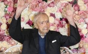 Meghalt a világ legidősebb férfija