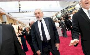 Unokájával fog háborúzni új filmjében Robert de Niro