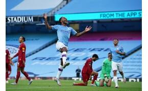 A bajnok Liverpoolt már nem érdekelte a Manchester City elleni meccs