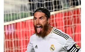 Nyögvenyelős meccsen szerzett három pontot a Real Madrid – videó