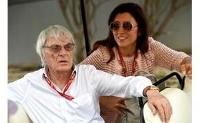 Újra apa lett a 89 éves Bernie Ecclestone